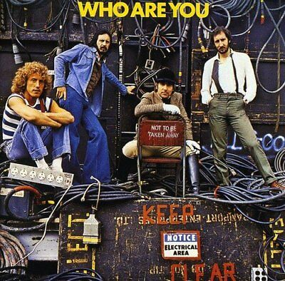 The Who - Who Are You [CD]