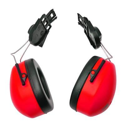 Portwest Clip On Ear Protector Red PW42 Case of 5