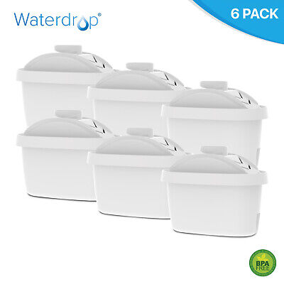 6 x Maxtra Compatible Water Filters to remove Pesticides and Organic Impurities