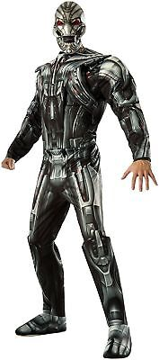 NEW Marvel's Avengers Age Of Ultron Deluxe Muscle Adult Costume Men's XL 810300