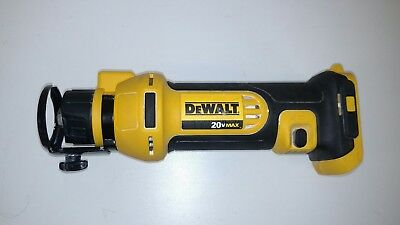 DeWalt DCS511B 20V Max Drywall Cut-Out tool - Bare Tool - (DW11)