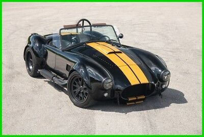 1965 Shelby Cobra (Backdraft Racing) Supercharged 5.0 Coyote upercharged 5.0 Coyote - Big and Tall Edition