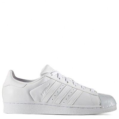 sale retailer e3b05 9fb43 Scarpe Sneakers Donna Adidas Original Superstar Glossy Toe W Bb0683 Shoes  New