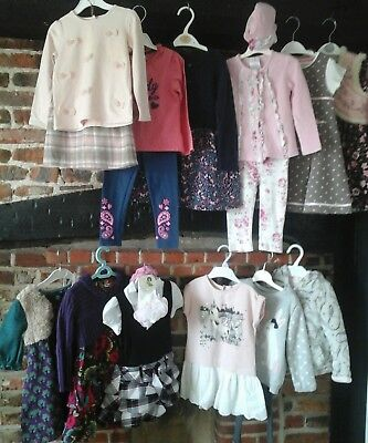 Baby girl clothes 18-24 months bundle, Laura Ashley, Next , M&S, 11 outfits
