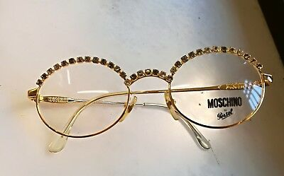 occhiale vintage MOSCHINO