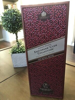 Johnnie Walker Explorers' Club Collection The Royal Route Case, No Alcohol