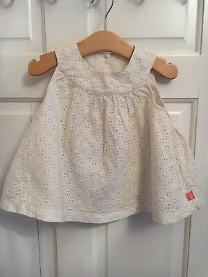 Little Bird 18-24 Months Girls Top Blouse White Jools Oliver Mothercare Broderie