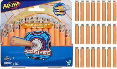 Nerf N-Strike Elite AccuStrike Series Refill Foam Darts Blaster Accuracy Toy,