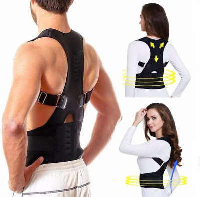 Posture Corrective Therapy Back Brace For Men & Women Flexposture