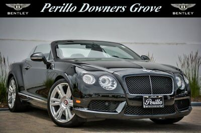 Continental GT -- 2013 Bentley Continental GTC V8 for sale!