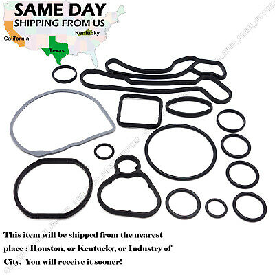 Oem Engine Oil Cooler Gasket Seal For Chevrolet Cruze Aveo Sonic