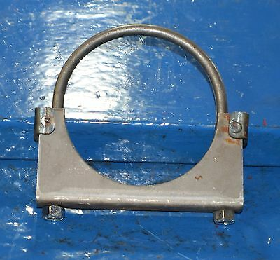 """Exhaust Muffler Clamp For Top Pipe 5 1/2"""" - 6""""  ->> 7243"""