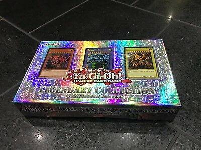 YUGIOH Legendary Collection 1 Gameboard Edition CHEAPEST BOX IN NEW CONDITION!!!