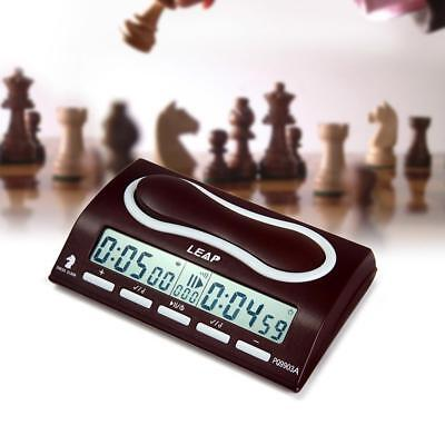 Wei Chi Chess Clock Count Up Down Alarm Multi-Fuctional Digital Game Timer