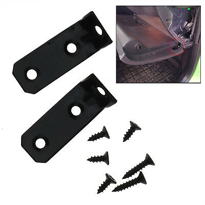 Complete Glove Box Lid Hinge Repair Kit For Audi A4 S4 RS4 B6 B7 8H 8E
