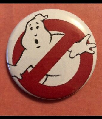 GHOST BUSTERS ~ BUTTON BADGE 58mm ~