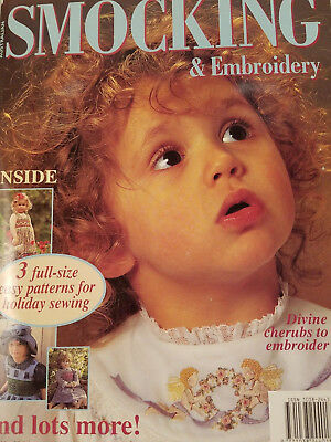 Australian Smocking and embroidery magazine Issue 27