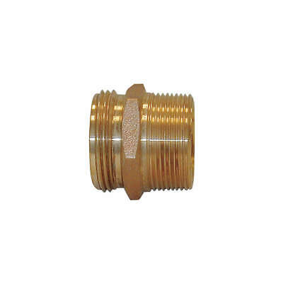 "MOON AMERICAN Fire Hose Adapter,3"",NPT,3"",NH, 358-3063021"