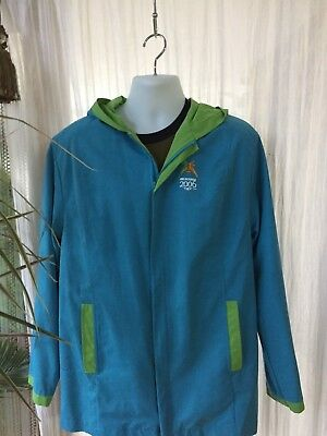 Wind Jacket 2006 Commonwealth Games - L. Excellent Condition