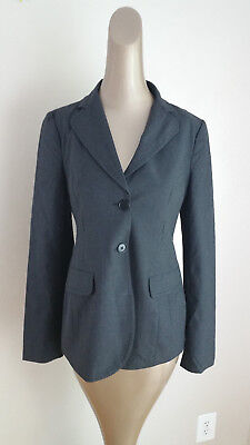 A Pea In the Pod Maternity Blazer Charcoal size S