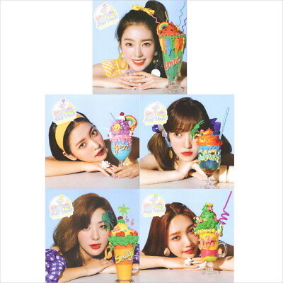 Red Velvet - Summer Magic Limited Edition CD+Photobook+Photocard Sealed