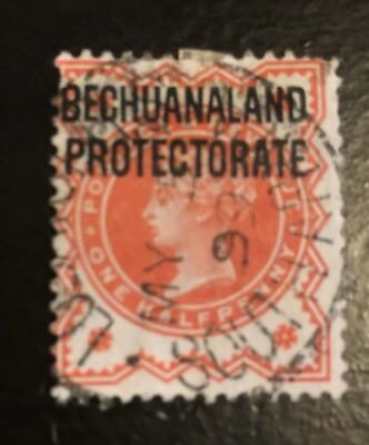 1897 Bechuanaland Protectorate 69 Used