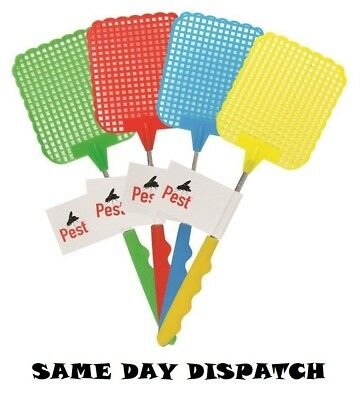 Extendable Fly Swatter Telescopic Insect Swat Bug Mosquito Wasp Killer House Hot