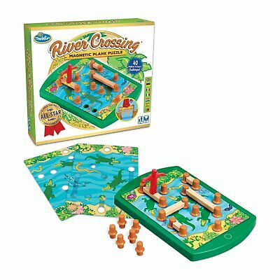 ThinkFun - River Crossing Game