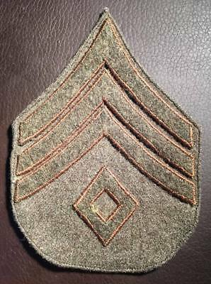 WW1 US Army First Sergeant Trade Patch / Sleeve Insignia