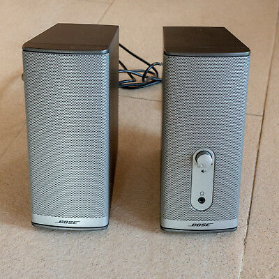 Bose Companion 2 Series II Computer Speakers - Local Pickup