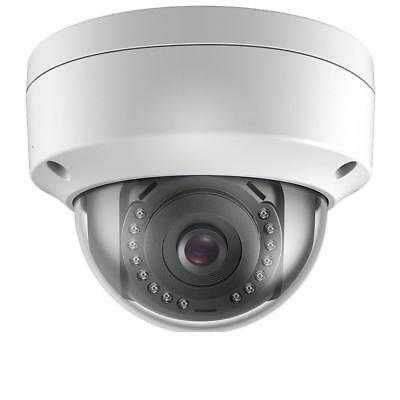 Hikvision(OEM) Unbranded 2MP/4MP 2.8mm Angle Dome Outdoor Network Camera 2 Axis