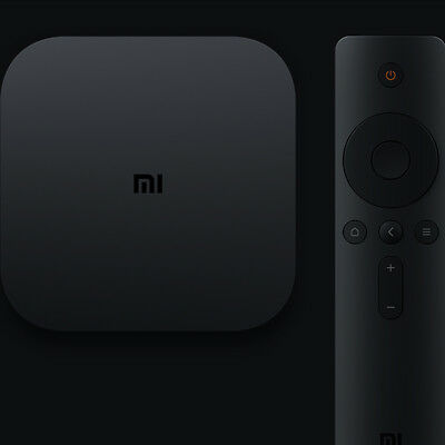 XIAOMI Mi 4K HDR TV Box Android 6.0 Amlogic Cortex-A53 Quad Core 64bit WiFi HD