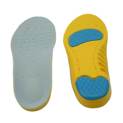 Sports Orthotics Arch Support Insoles PU Foaming Pads Cushioning Protection one