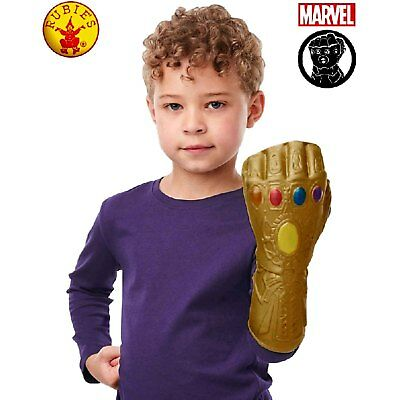 Thanos Infinity War Gauntlet Costume Accessory Licensed Marvel Avengers