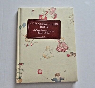 Grandmother's Keepsake Book