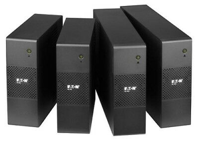 NEW EATON 5S1200AU 1200VA / 720W LINE INTERACTIVE TOWER UPS - AVR WITH BOOS.f.