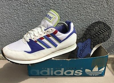 Adidas Magnum Original Made In Philippines Old Shoes Rare Vintage Eqt