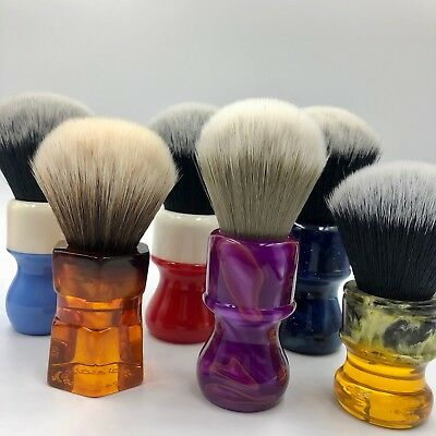 Yaqi NEW Collection Synthetic Shaving Brush High Quality Bristles Tuxedo Knot