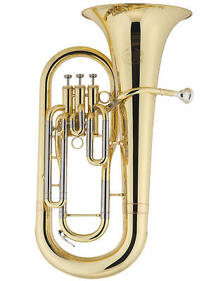 Jupiter JEP700 in B Euphonium - Messing lackiert