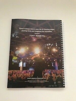 Anthony Robbins-Unleash the Power Within  Manual Handbook