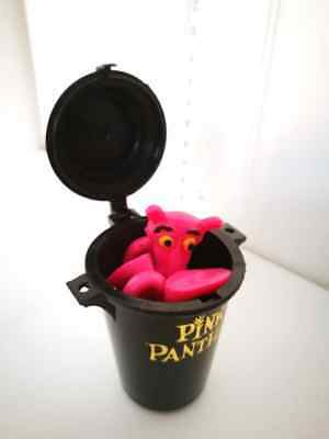 Pantera Rosa  Flexy Brand New Pink Panther  Vintage Toy