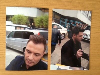 Westlife photos Mark Feehily Shane Filan