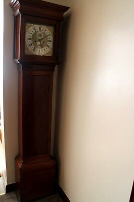 Eight day longcase clock by the famous Henry Deykin Worcester registered num728