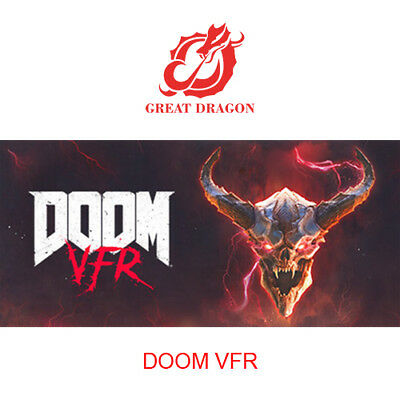 [Contact Before Purchase] DOOM VFR [PC Global]
