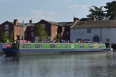70ft Cruiser Stern Narrowboat 'Sherwood'