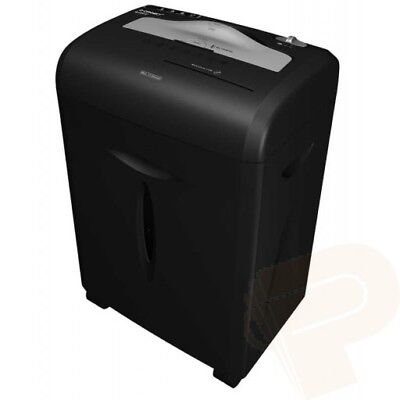 Q12Cc Cross Cut Shredder (15L / 12 Sheets) - GorillaSpoke, Free P&P IRE & UK!