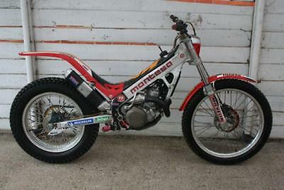 1998 Montesa Cota 315 R Trials Bike