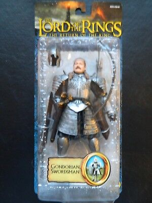 2005 Lord of the Rings The Return of the King GONDORIAN Swordsman NEW