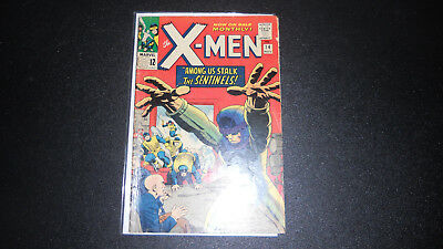Uncanny X-Men (1963) #14 First Sentinels Nice