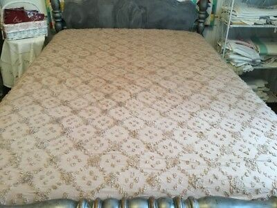 Vintage Chenille - Chocolate Brown